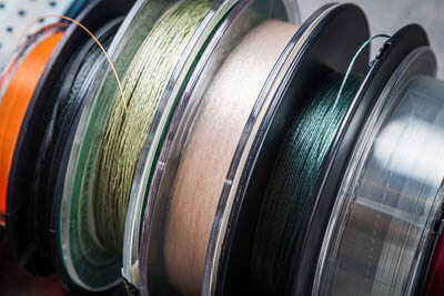 Choosing the right fishing line for lures   Ultimate Fishing