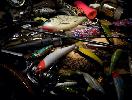 Best fishing lure colours