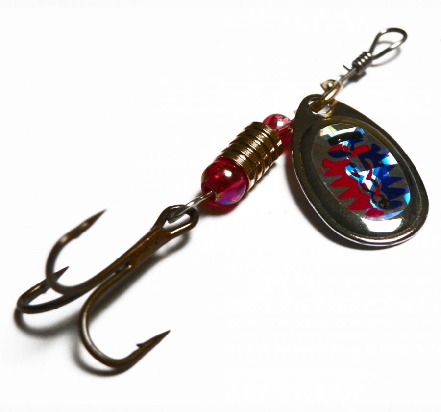 2.5 Gram Spin Lure