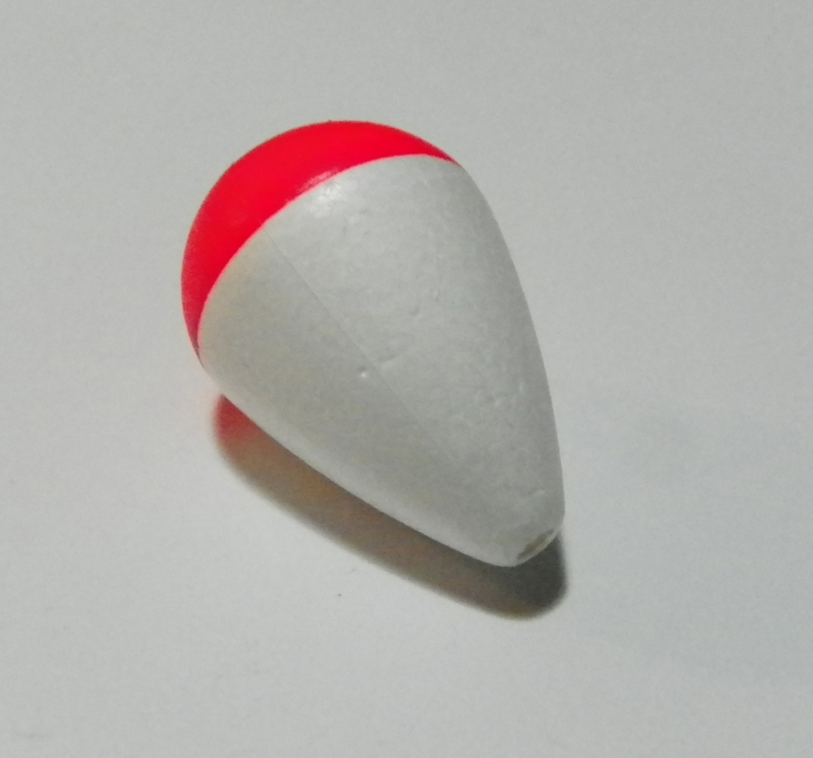 Small fishing float 38mm x 25mm 2 grams for aud for Micro fishing hooks