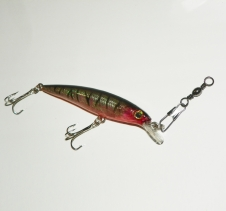 8 Gram Medium Size Hard Body Lure