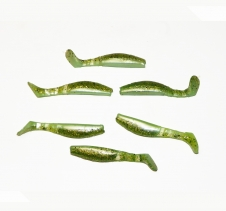 6 x 8cm Soft Plastic Swimbait Lures