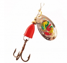4.5 Gram Spin Vibrating Lure Redfin Fishing