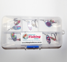 Spin Fishing Lures