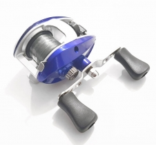 Simple Modern Baitcaster Reel Good For Learning Beginners. Baitcaster Rod Required. Fishing Rods & Fishing Reels