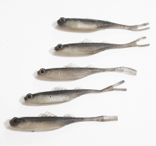 5 Pack Realistic Minnow Lures