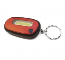 6 LED Key Ring Flashlight Ideal for the tacklebox. Battery included Tackle Accessories